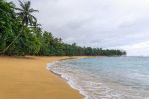 île sud de São Tomé et Príncipe