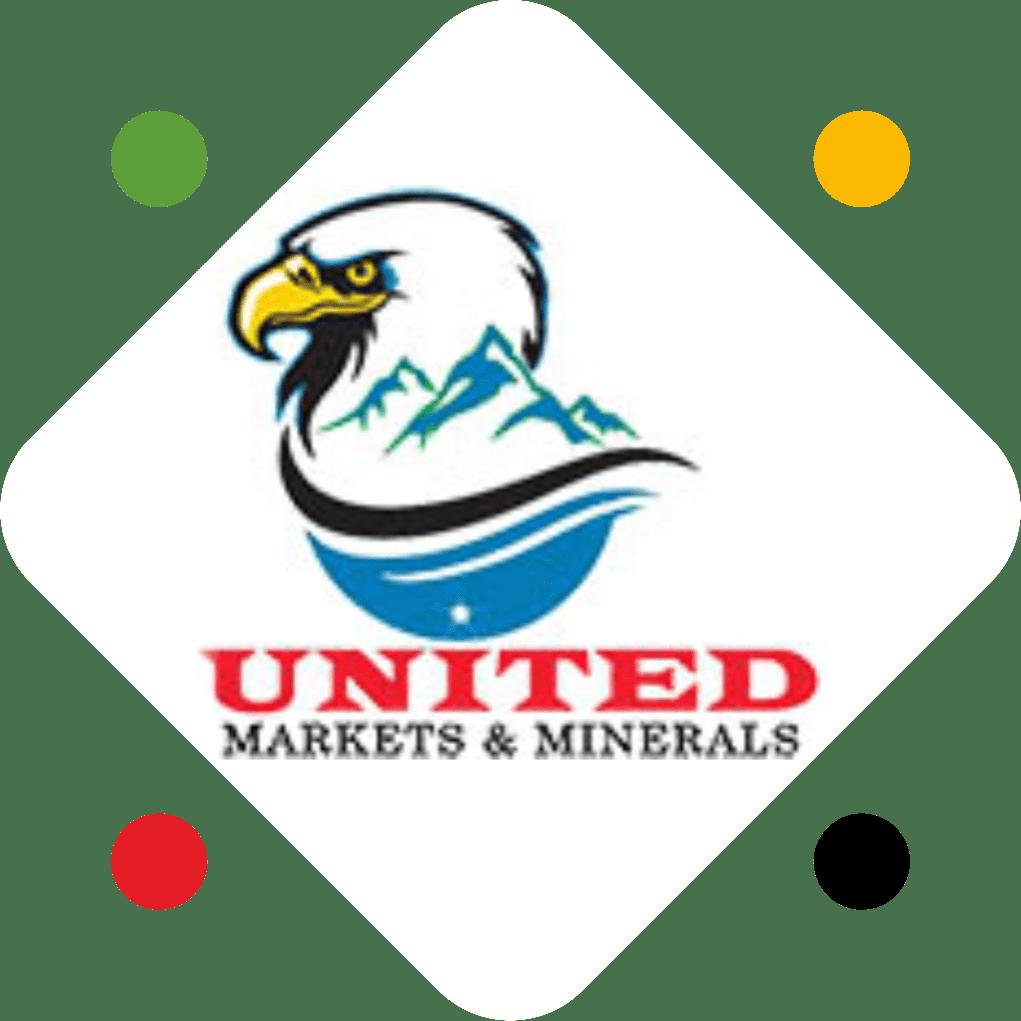 logo united markets e minerals